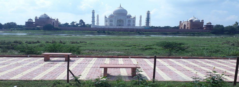 Taj Mahal Night Viewing- A Dream To Be Real