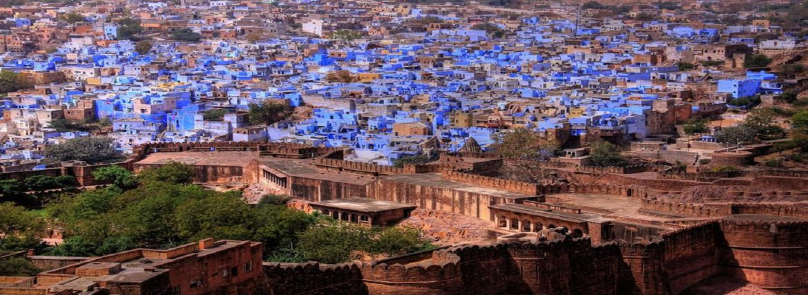 Architectural & Touristic Splendors of Jodhpur