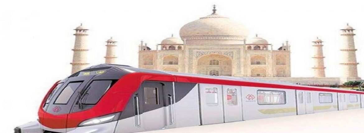 Agra Metro Project a Boon for Agra Tourism