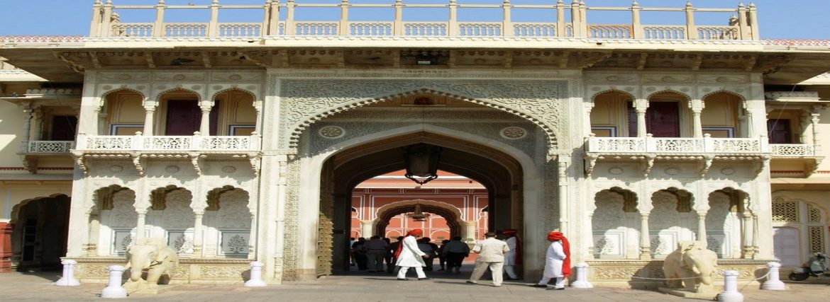The Walled City of Jaipur – A World Heritage Site