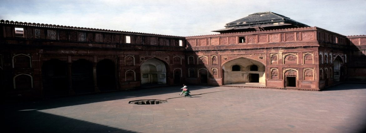 Top Haunted Places in Agra