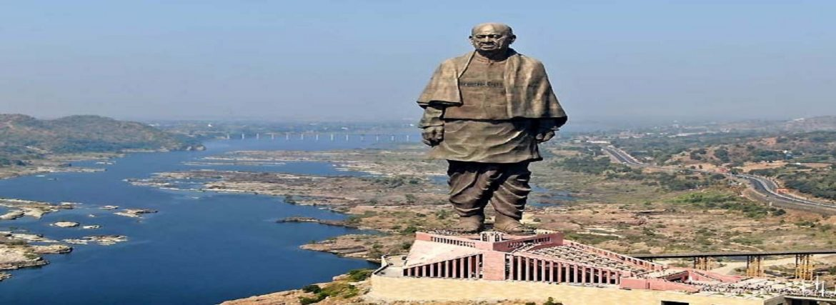 The Statue of Unity- a Pride of India like Taj Mahal Agra