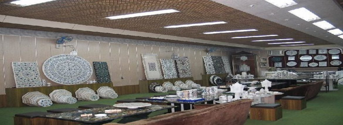 Famous Marble Shops in Agra