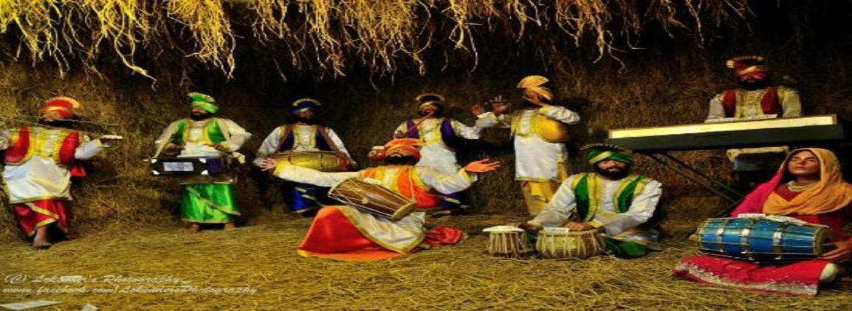 Influence of Punjabi culture in Agra