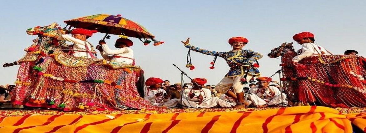 Famous Tourist Fairs & Festivals in India