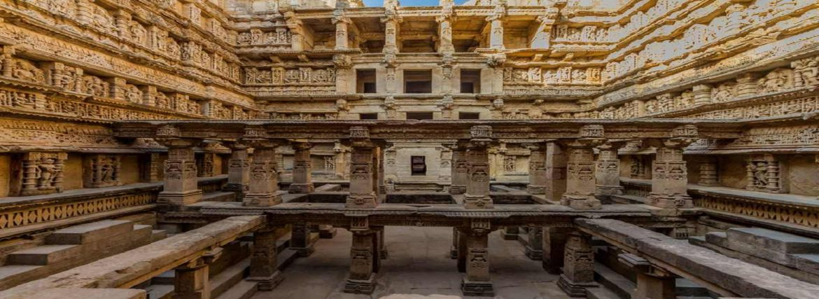 Most Popular Step Wells in India