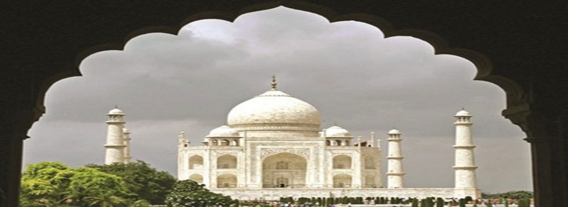 How to Reach The Taj Mahal?
